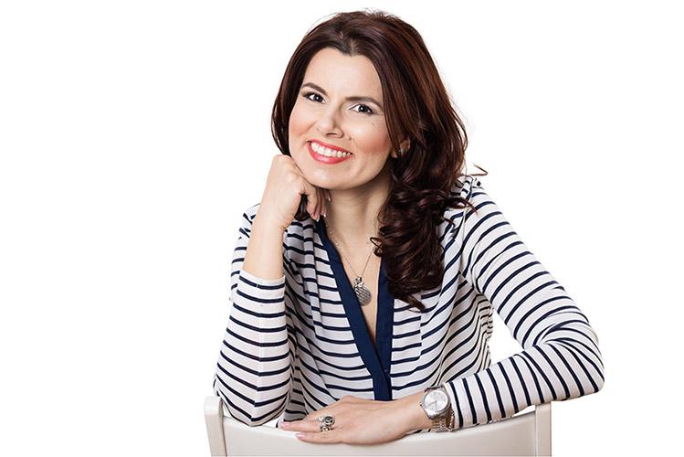 Femei antreprenor, femei de langa noi – Carmen Iorgulescu