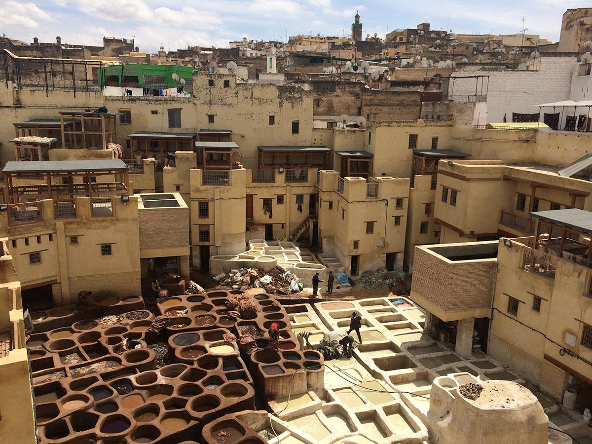 Maroc – Fes, o experienta de neuitat pe care vrei sa o repeti.